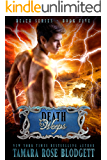 Death Weeps (#5): New Adult Dark Paranormal/Sci-fi Romance (The Death Series)