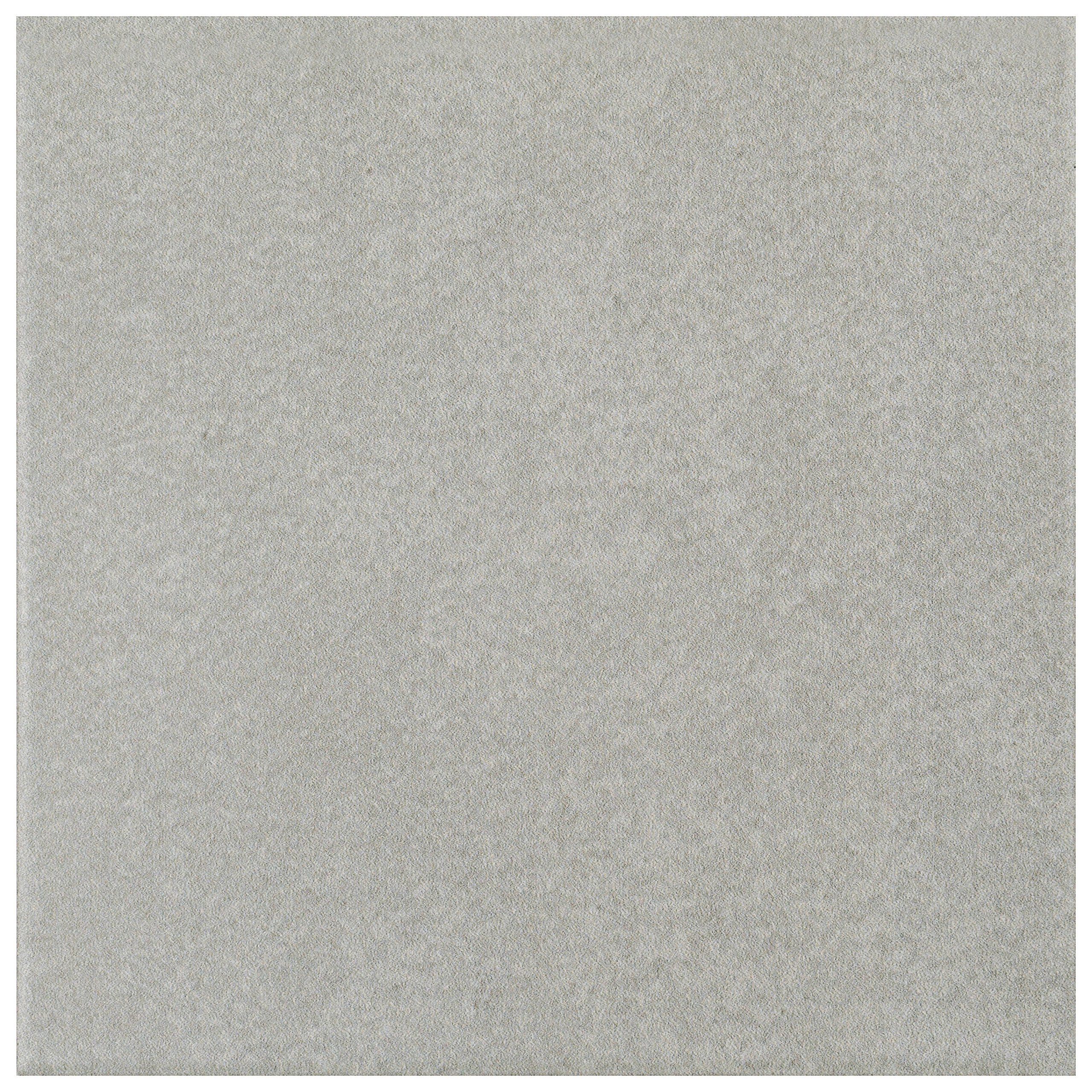 SomerTile FRC8TWEG Fifties Ceramic Floor and Wall Tile, 7.75'' x 7.75'', Grey by SOMERTILE