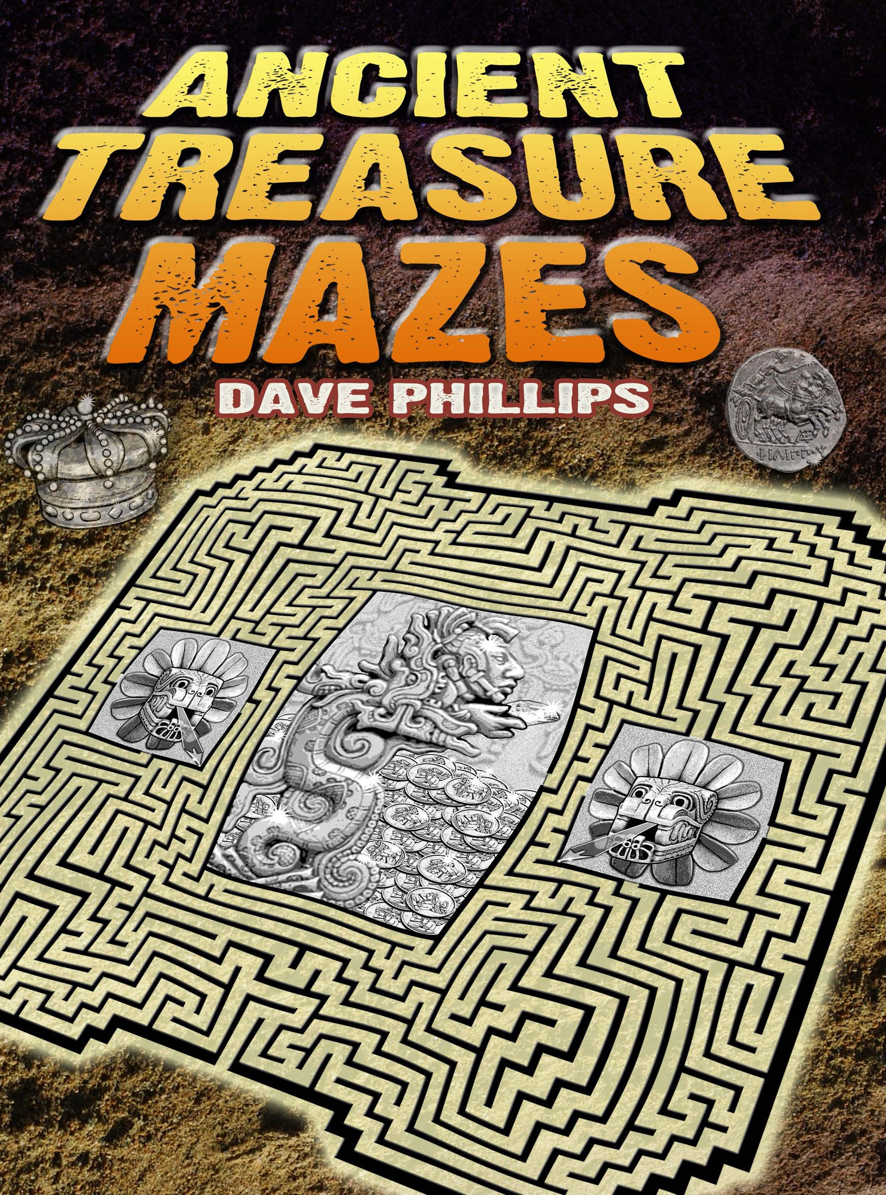 Ancient Treasure Mazes (Dover Children's Activity Books) pdf