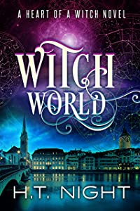 Witch World (Heart of a Witch Book 4)