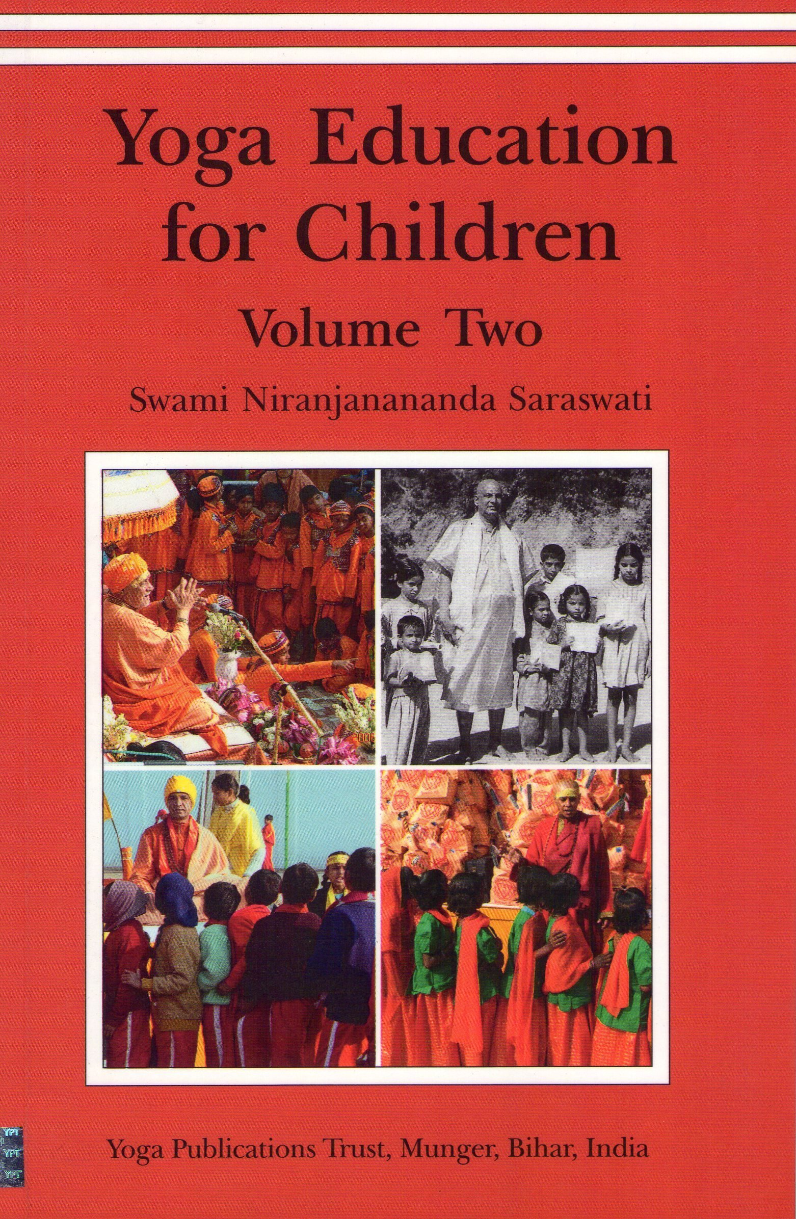 Yoga Education for Children (Volume - II): Amazon.es: Swami ...