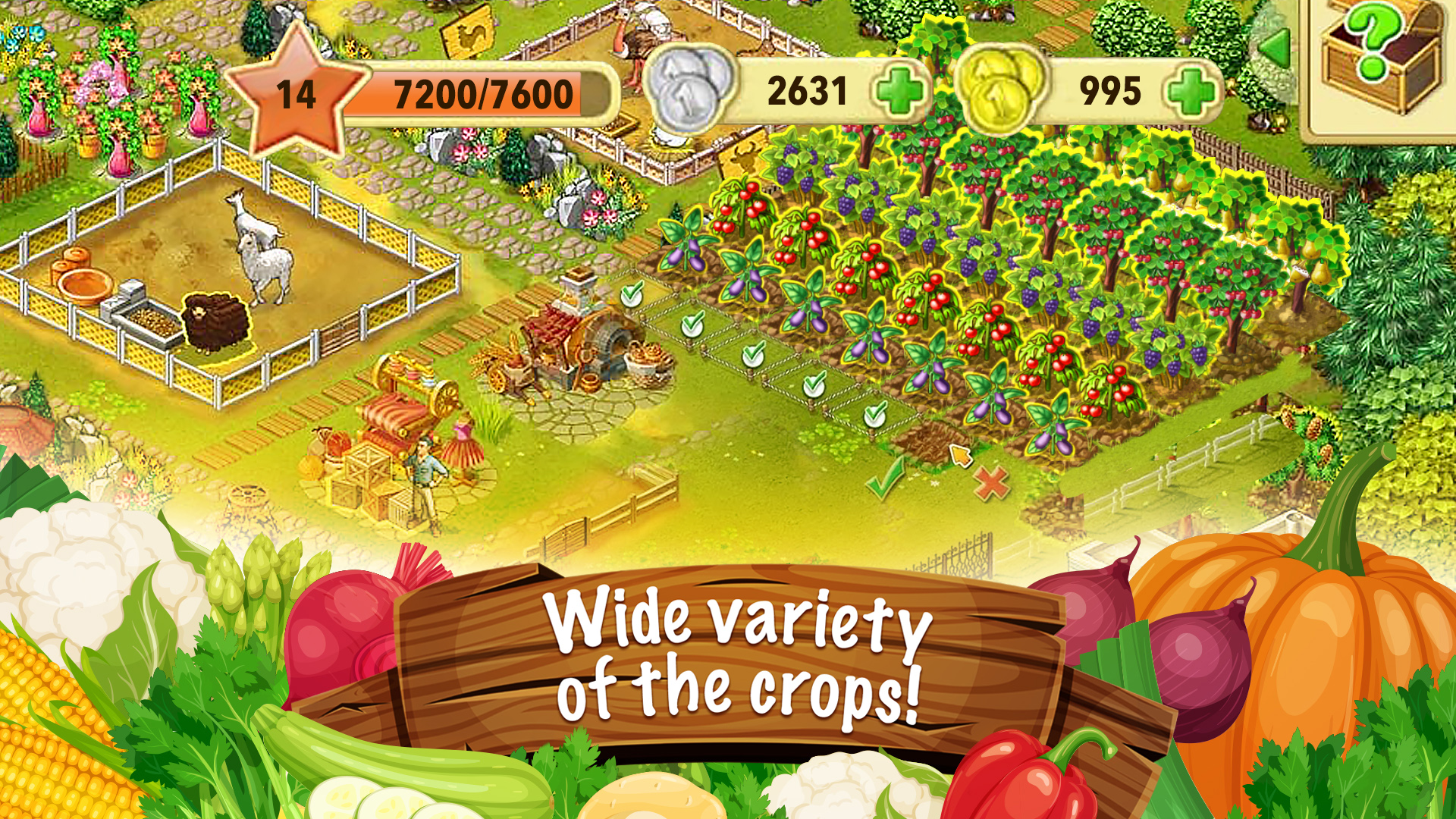 La granja de Jane: farm juego: Amazon.es: Appstore para Android