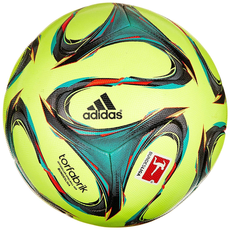 adidas F93674 DFL - Balón de fútbol (Talla 5), Color Amarillo ...