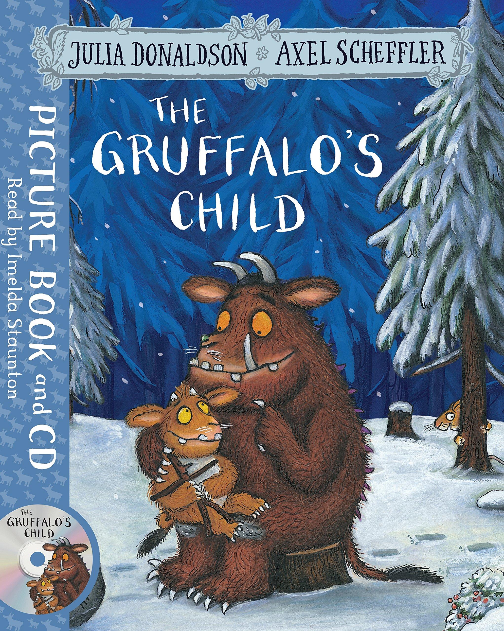 Donaldson, J: Gruffalos Child (The Gruffalo): Amazon.es ...