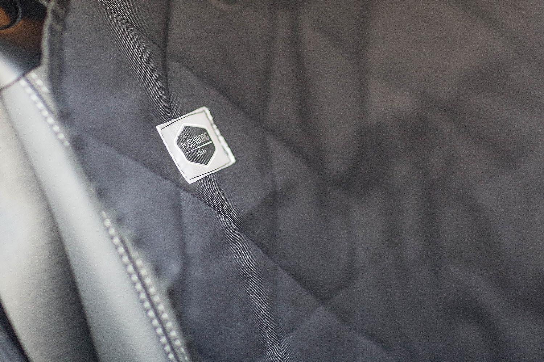 auch SUV. f/ür alle Autos geeignet ROSENBORG Schulte Premium Hundedecke extra gro/ße Schondecke f/ür R/ückbank und Kofferraum