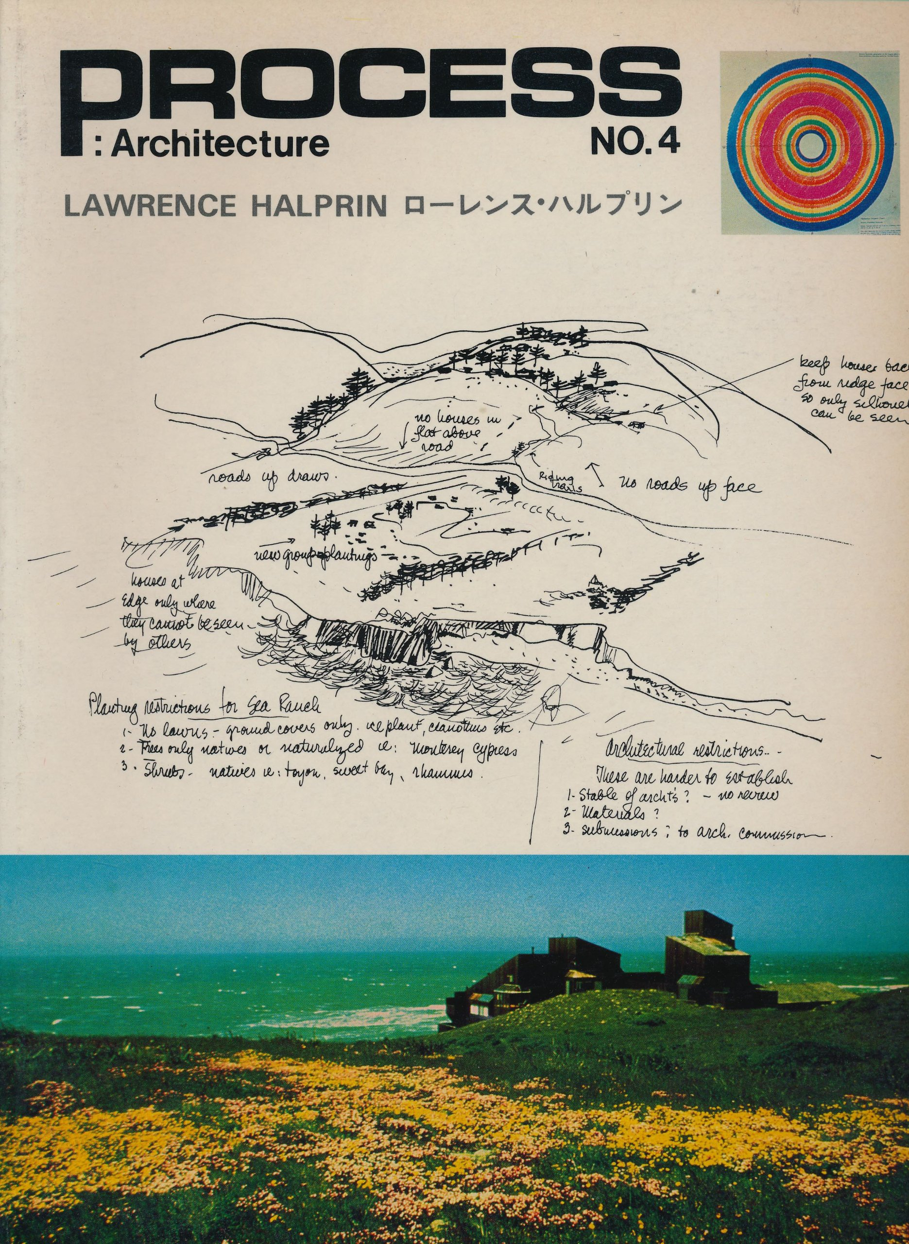 Lawrence Halprin (Process Architecture, No. 4): Ching-Yu ...
