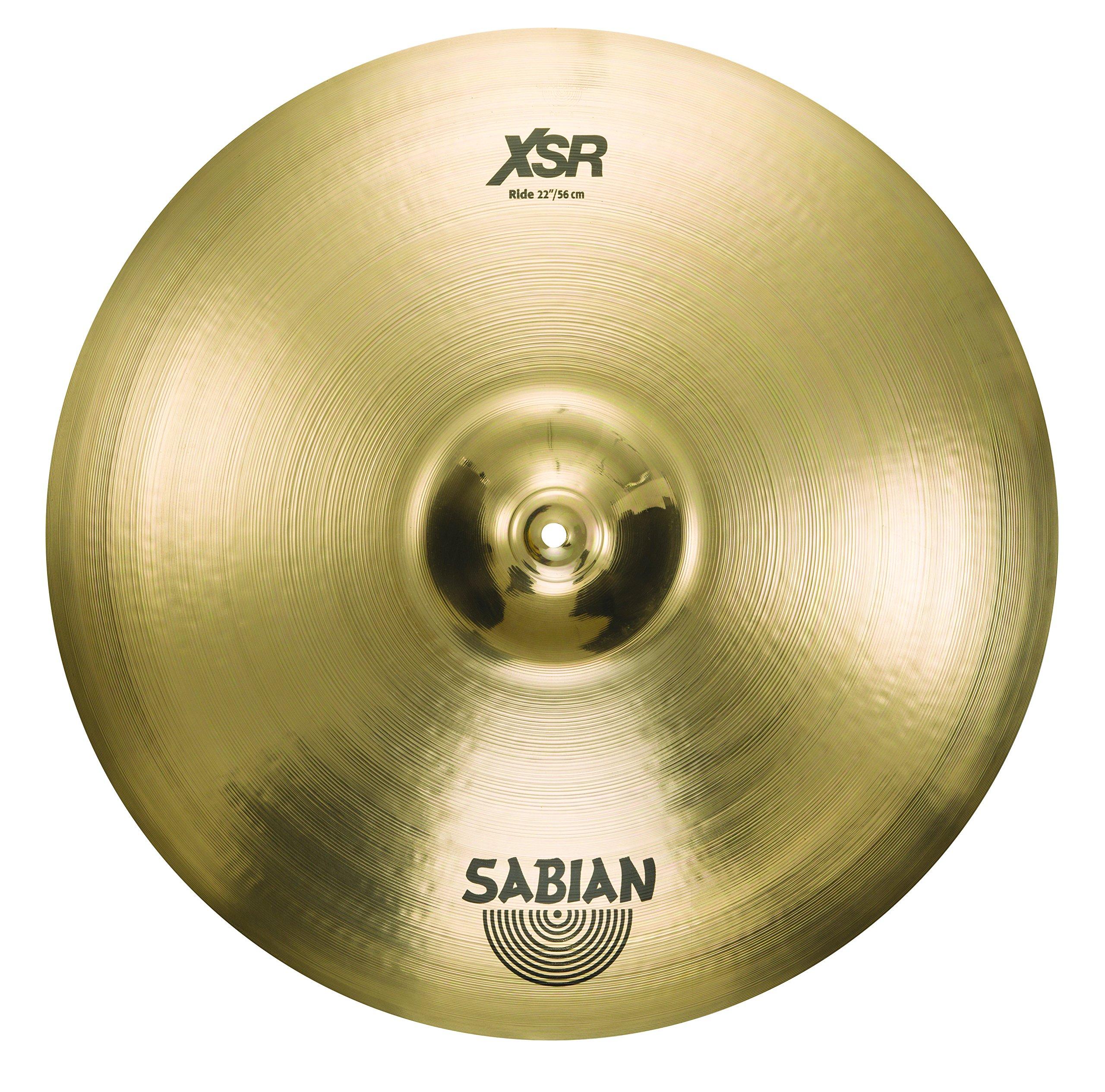 Sabian XSR2212B 22'' XSR Ride Cymbal
