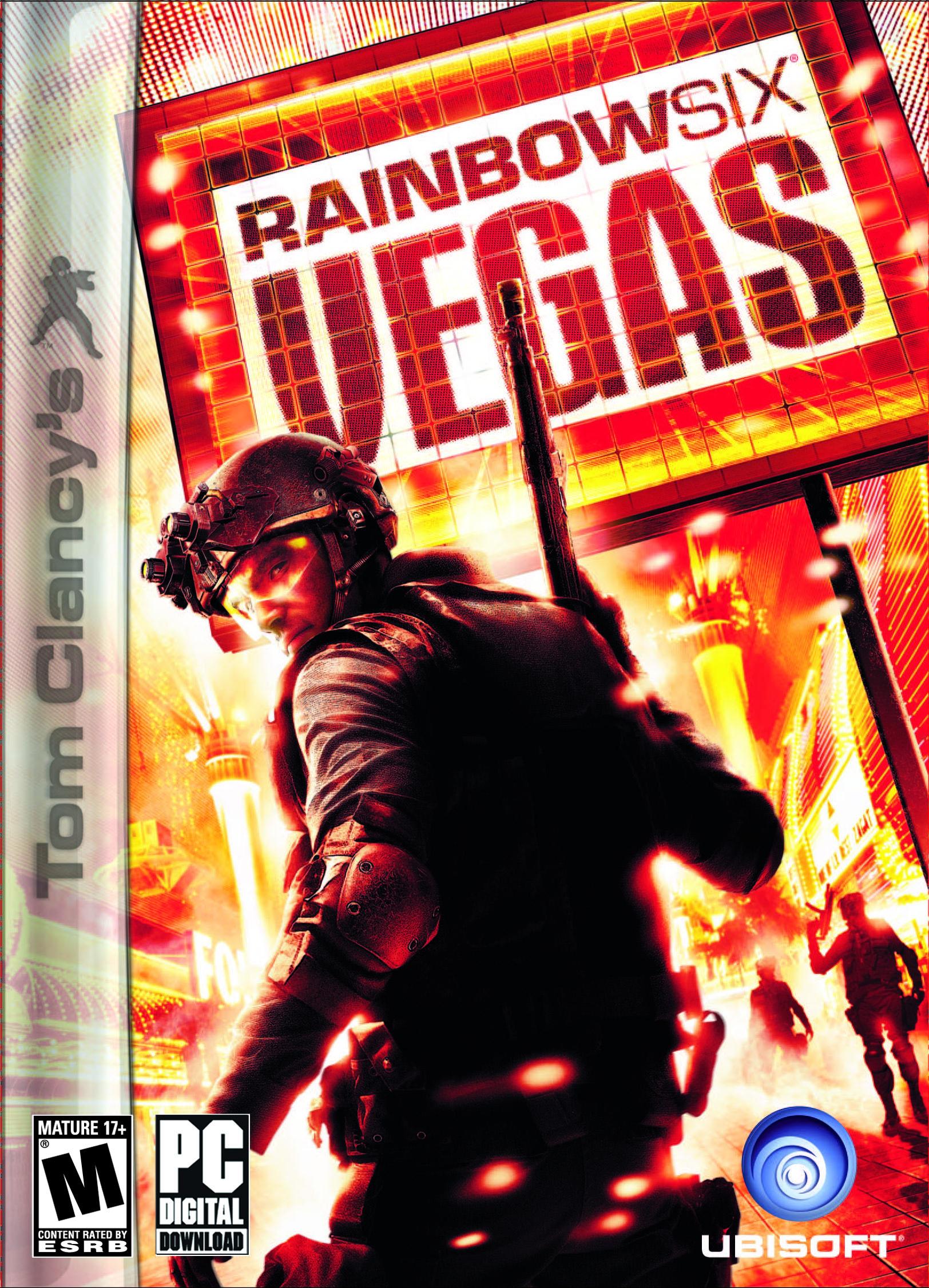 Tom Clancy's Rainbow Six Vegas [Online High-spirited Code]