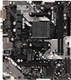 ASROCK A320M-HDV R4 AMD RYZEN AM4 MICROATX