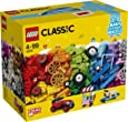 LEGO 乐高  拼插类 玩具  LEGO Classic 经典系列 乐高多轮创意拼砌篮 10715 4-99岁 积木