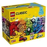 LEGO 乐高 拼插类玩具 Classic 经典系列 乐高多轮创意拼砌篮 10715 4-99岁 积木玩具