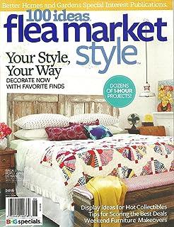 Flea Market Style Magazine Winter 2017: Amazon.com: Books