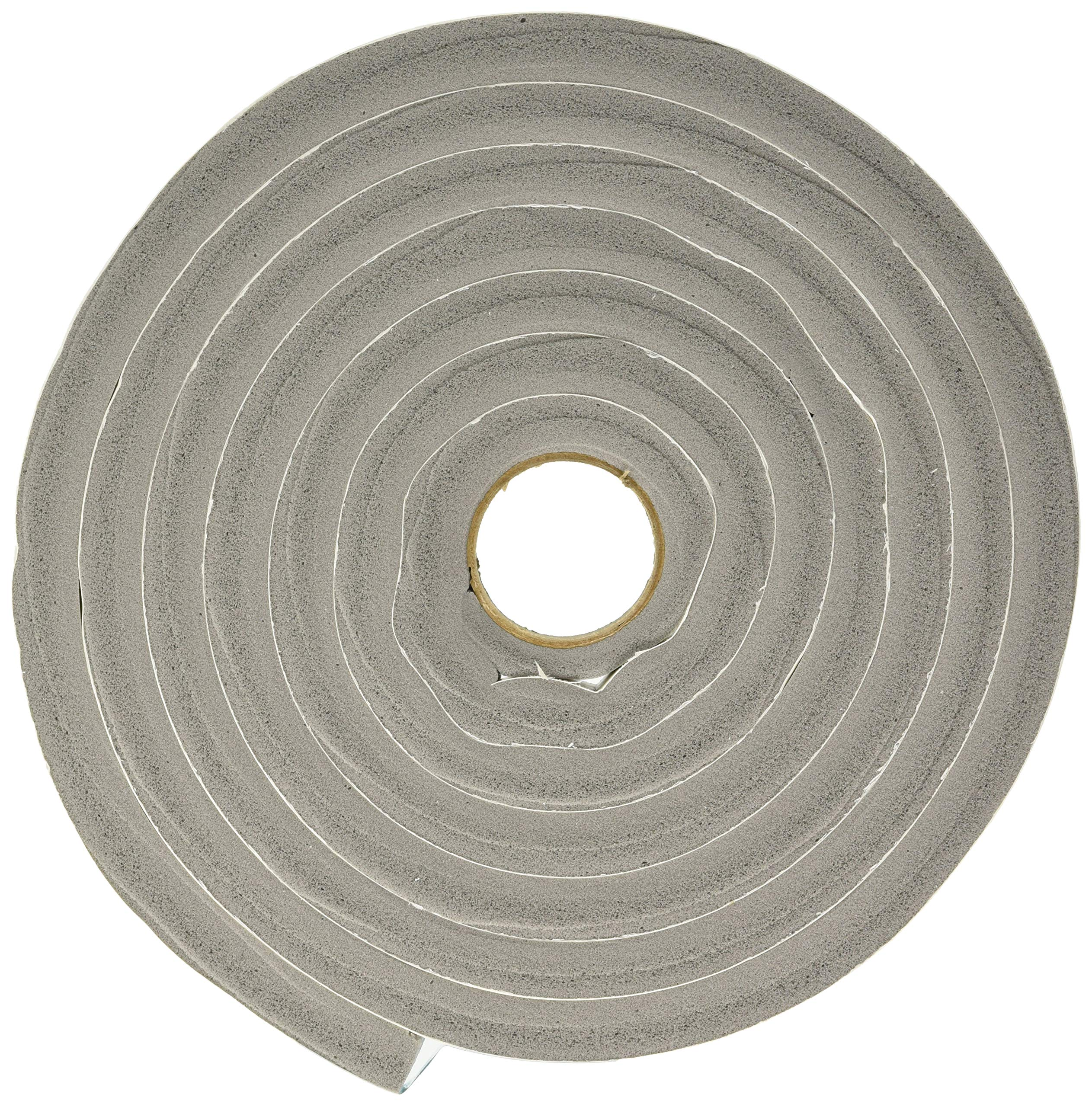 M-D 02311 1//2 X 10 Gray Waterproof /& Airtight Foam Tape Weather STRI
