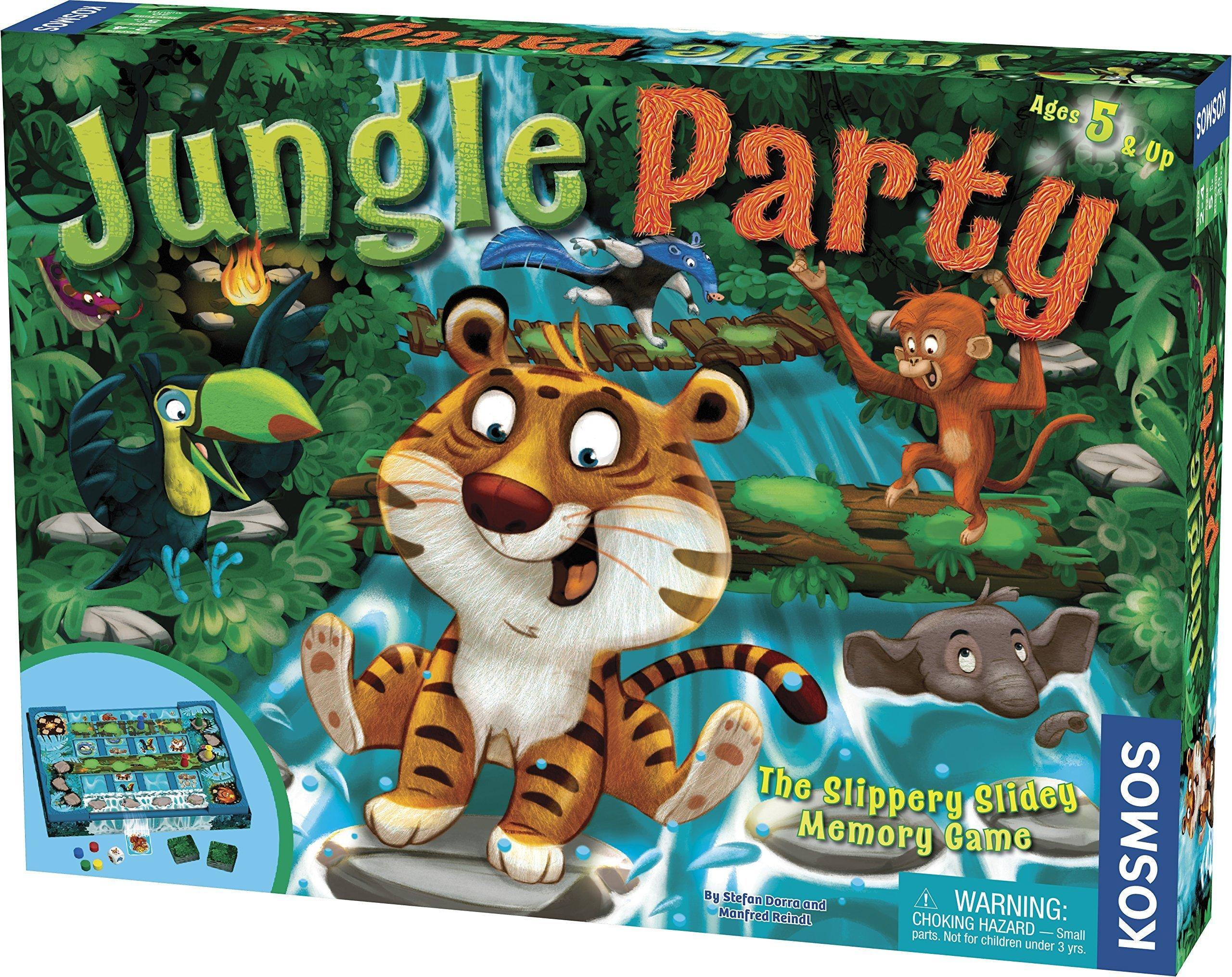 Thames & Kosmos Jungle Party Game