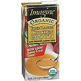 Imagine Free Range Chicken Broth, Organic,  Low Fat, 32 oz