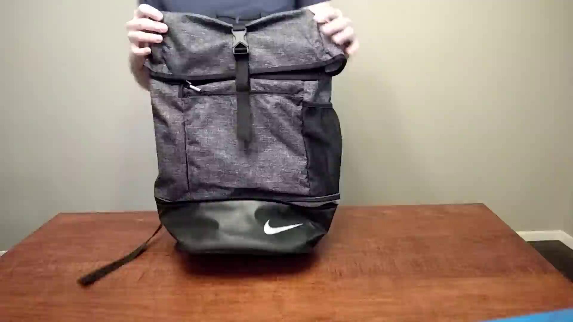 6fcdd4ea9c Amazon.com  Customer reviews  Nike Sport Backpack 2017 Silver Black ...