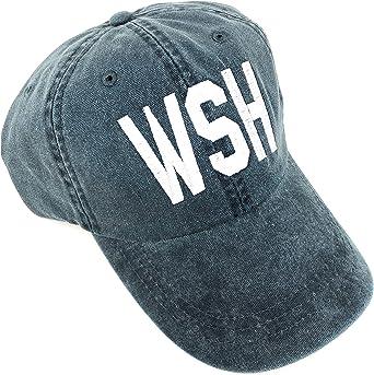Pigment Dyed Kkaki with White Lettering Custom Embroidered GVL Lee Gilmer Memorial Airport Code Baseball Hat