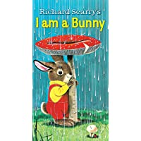 Richard Scarry Board Bk I Am A Bunny (A Golden Sturdy Book)