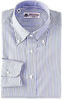 (フェアファクス)FAIRFAX(フェアファクス) 細ロンドンストライプボタンダウンシャツ