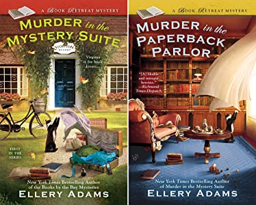 The Book Retreat Mysteries
