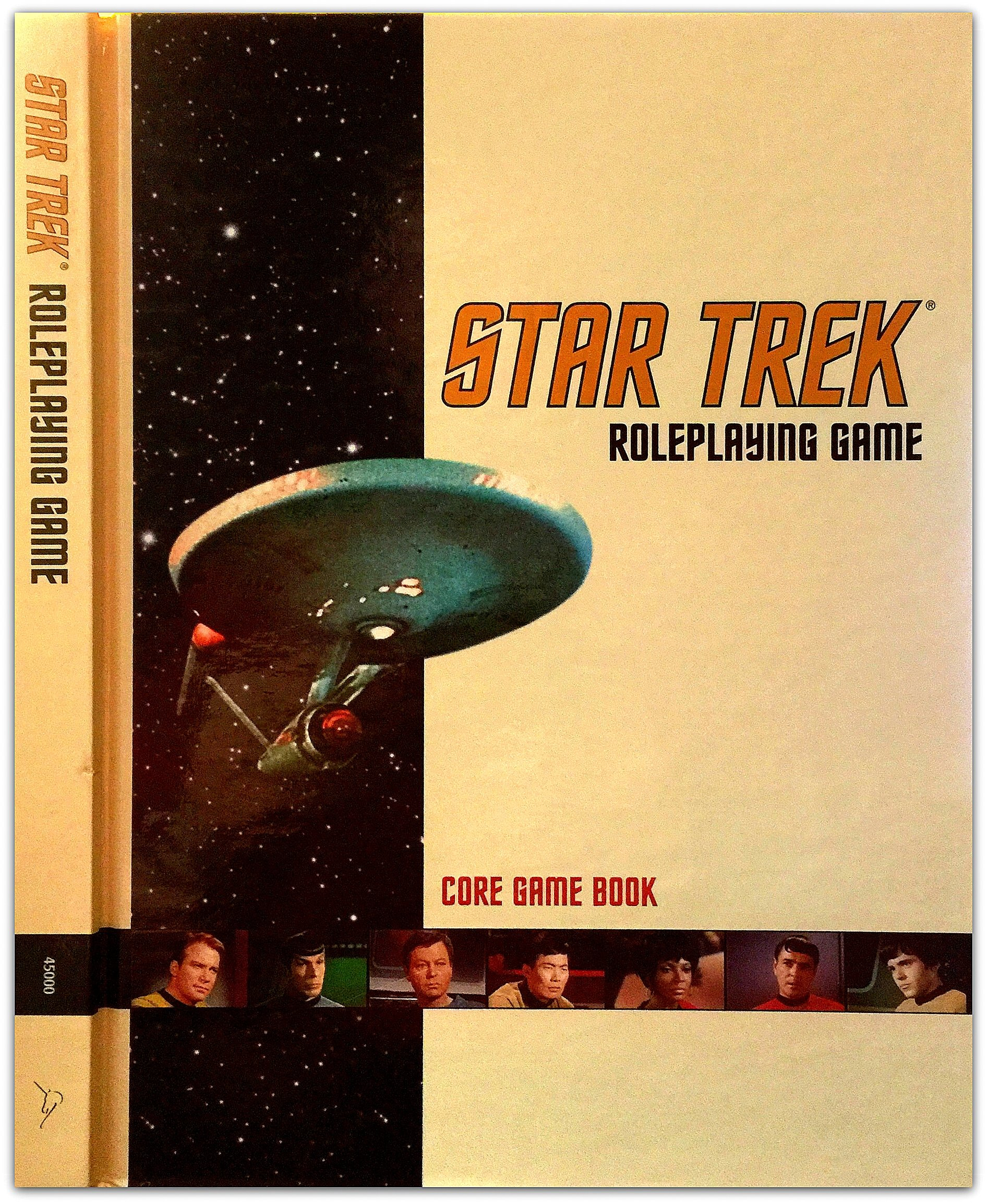 ''Star Trek'' Role Playing Game