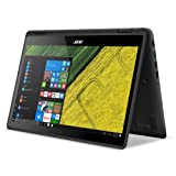 Acer Spin 5 - Ordenador portátil convertible de 13.3'' Full HD (Intel Core i5, 4 GB de RAM, 256 GB SSD, UMA, Windows 10), negro