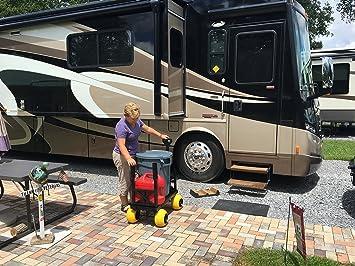 RV carros y vagones autocaravana 5th rueda accesorios Camping carro funda para casa suministros