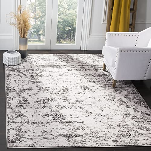 Surya Athena ATH-5111 Contemporary Hand Tufted 100 Wool Brindle 9 9 Round Area Rug