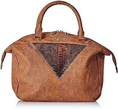 0704b51642b LPB Woman femme Cabas Marron (NOISETTE)  Amazon.fr  Chaussures et Sacs