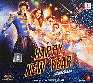 Happy New Year Movie Poster 44