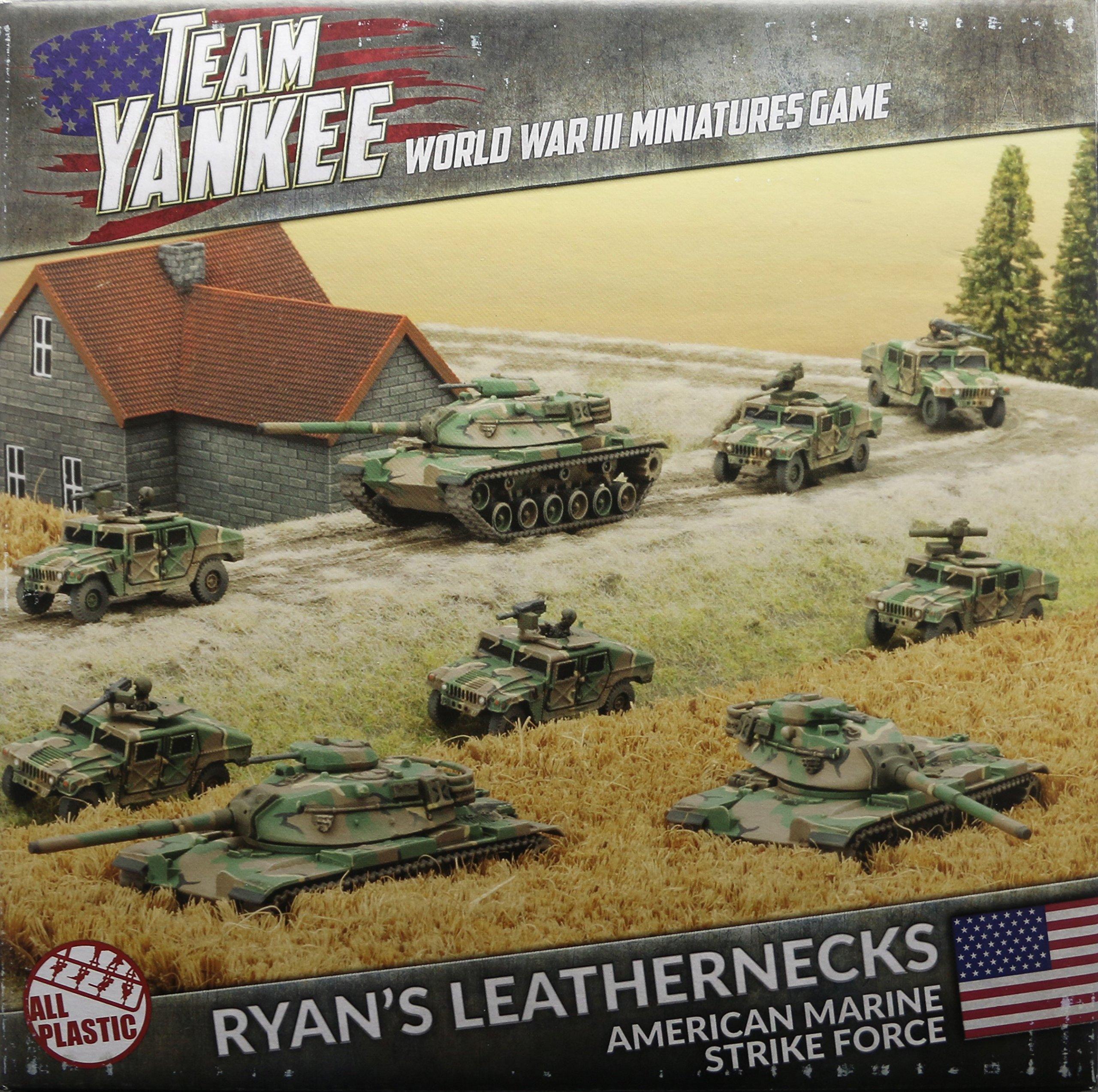 Team Yankee: United States:Ryan's Leathernecks Army Box