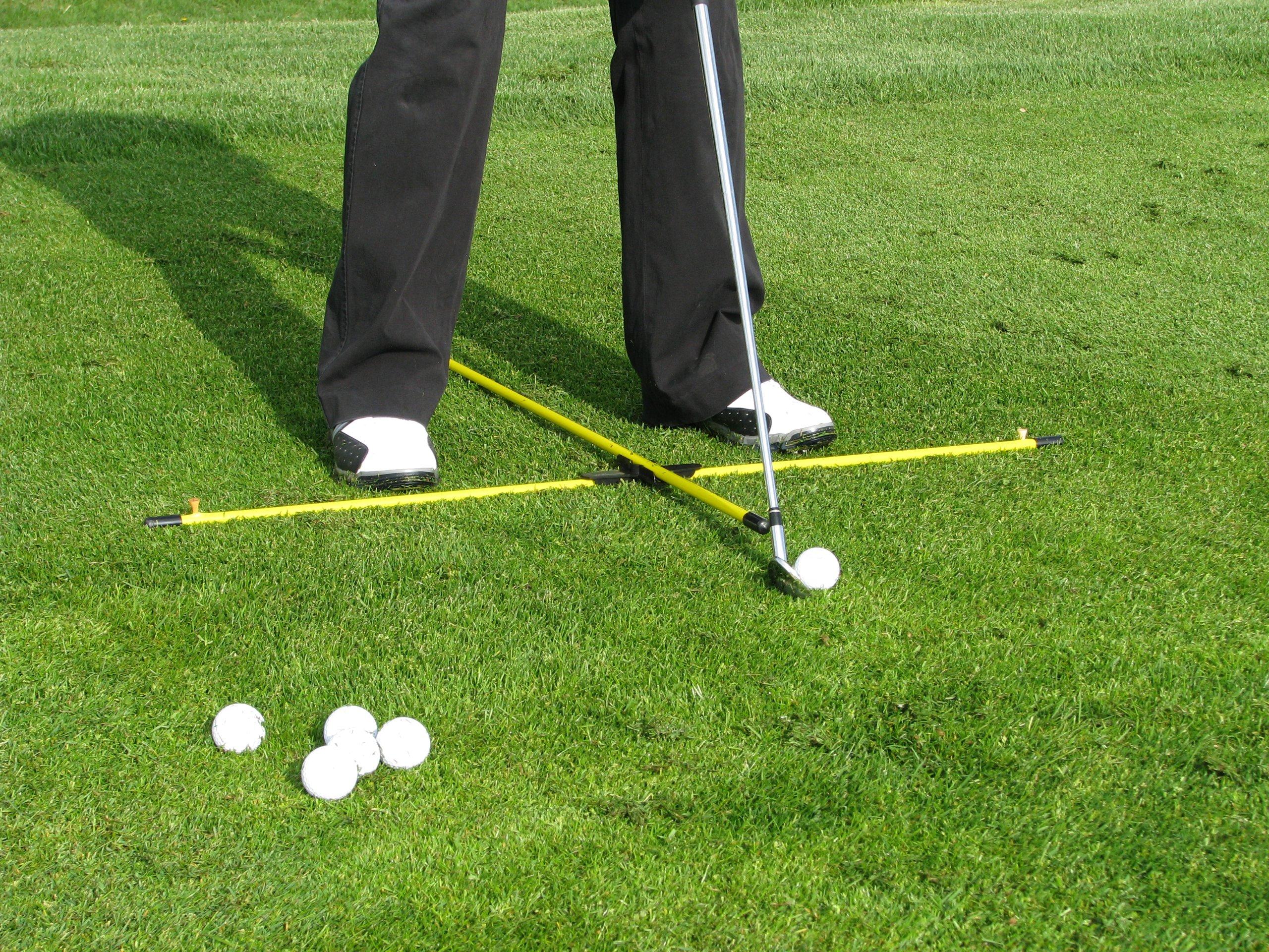 EyeLine Golf Practice T Alignment Rod System by EyeLine Golf (Image #1)