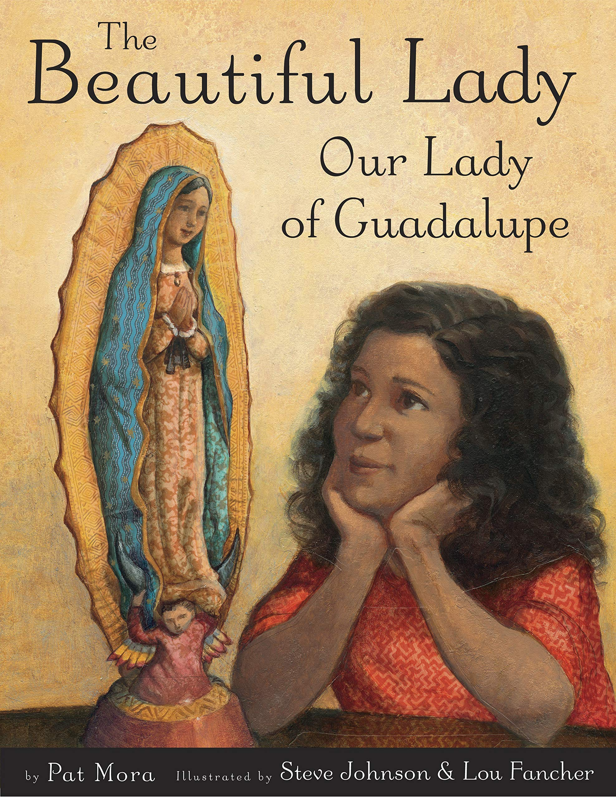 The Beautiful Lady: Our Lady of Guadalupe (English Edition)