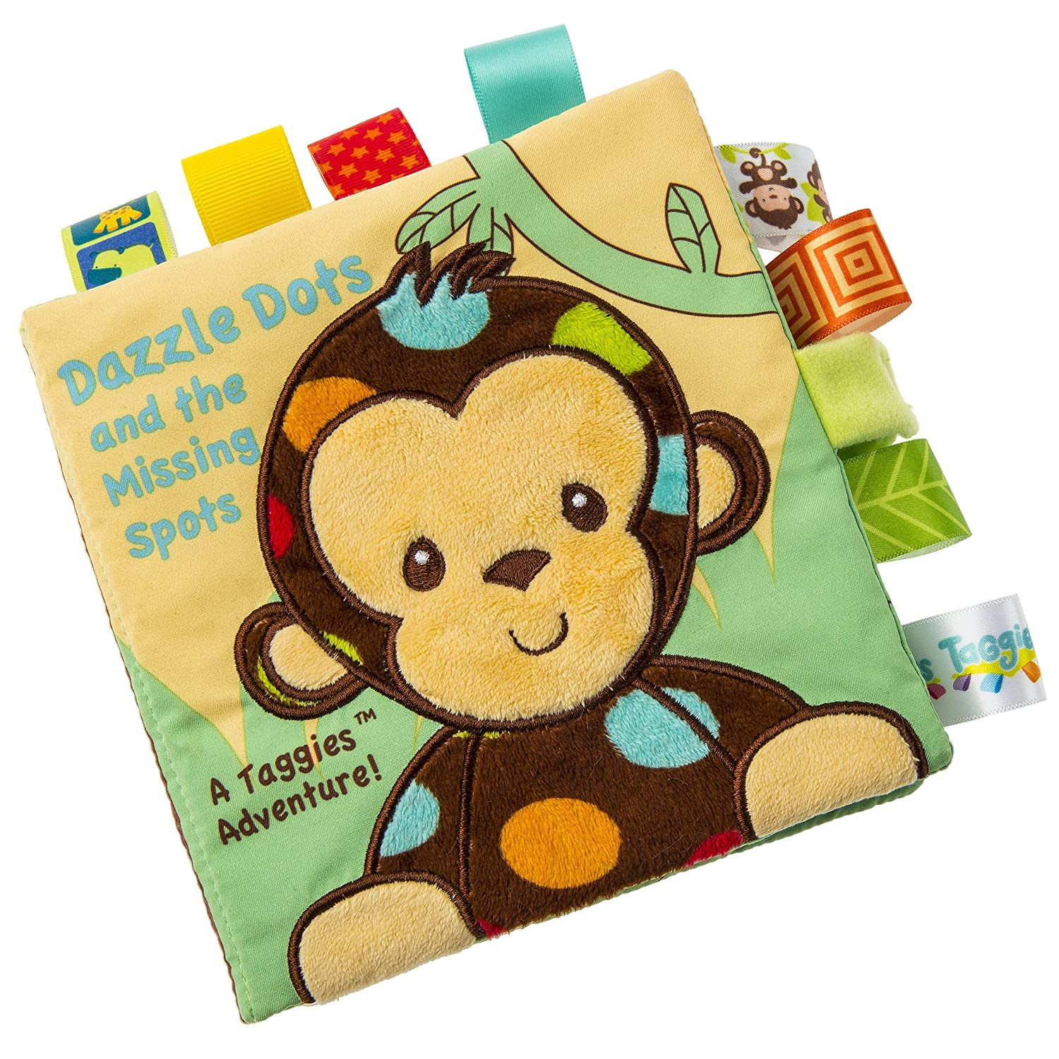 Taggies Dazzle Dots Soft Book Mary Meyer 40100
