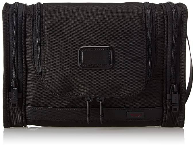 Tumi Alpha 2 Hanging Travel Kit, Black, One Size