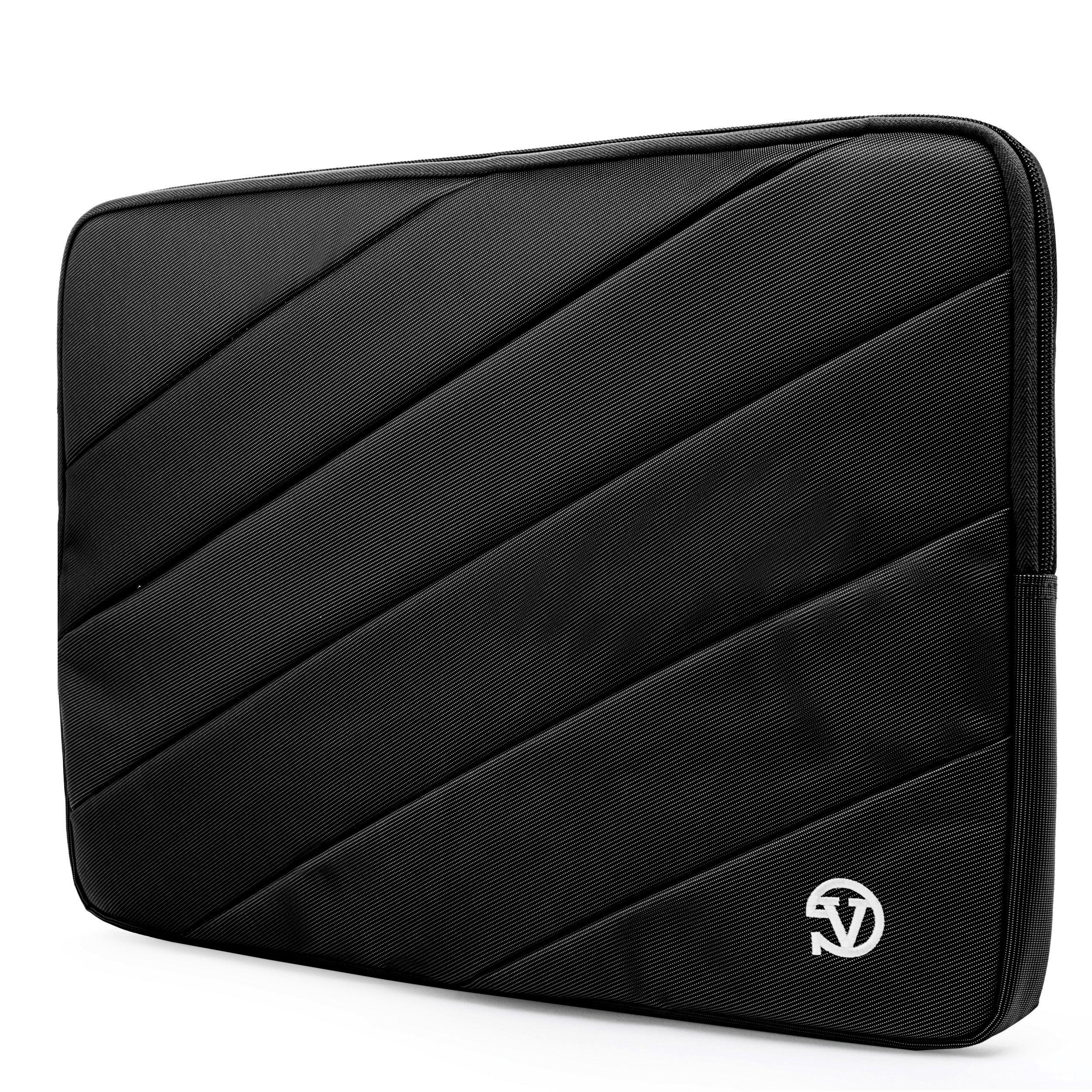 Vangoddy Onyx Black Shock Absorbent Sleeve Fit for Lenovo Flex/IdeaPad / ThinkPad/Legion / Yoga 14''-15.6inch