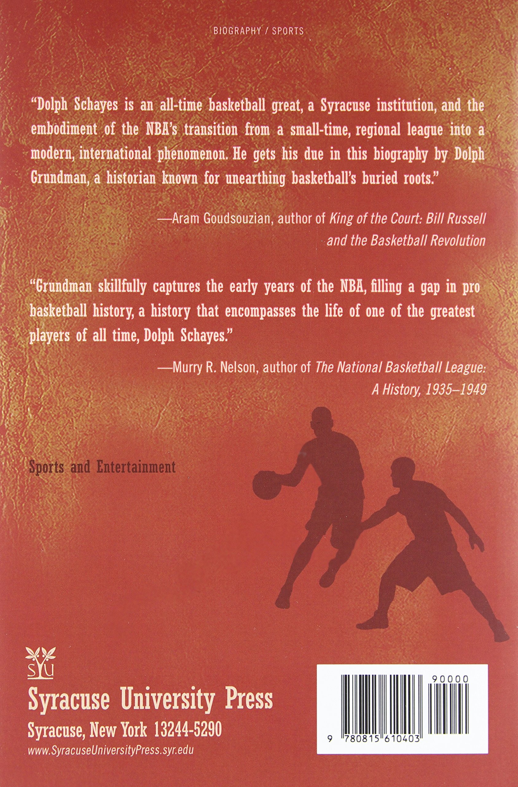 Dolph Schayes and the Rise of Professional Basketball Sports and