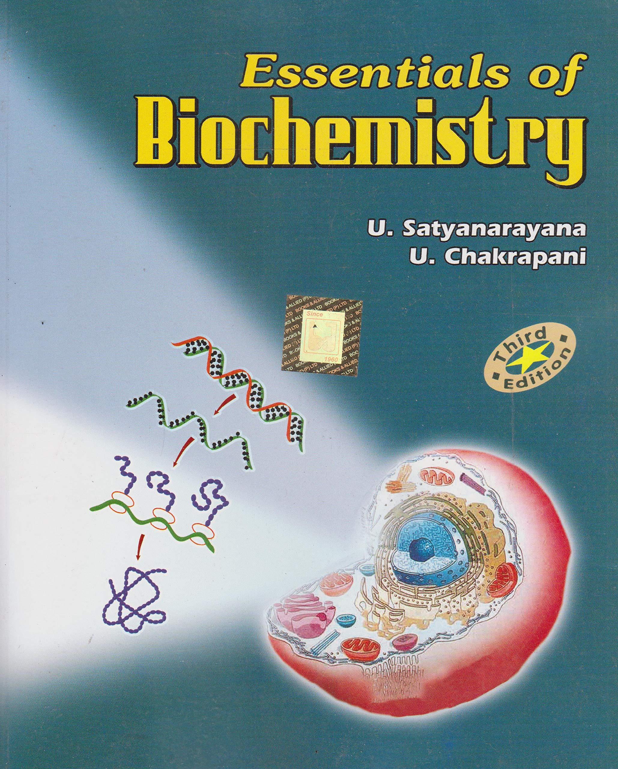 Amazon in: Buy Essentials Of Biochemistry Third Edition Book
