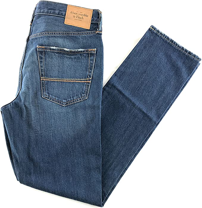 Abercrombie Fitch Mens Skinny Jeans 0214 34w X 34l At Amazon Men S Clothing Store