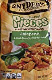 Snyders of Hanover, Pretzel Pieces, Flavor Mix