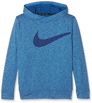 Nike B Nk Brthe Po Hyper 2 Sudadera, Niños, Azul (Cerulean/Blue Jay), XL: Amazon.es: Deportes y aire libre