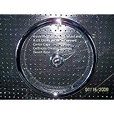 "Eagle Flight 15"" 5 Spoke Rally Wheel Trim Rings Z-28, Chevelle Set of Four W/z-28 Center Caps"