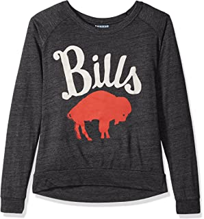 6adb78a1d812 Amazon.com   Junk Food NFL Women s Sweatshirt   Sports   Outdoors