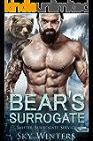 Bear's Surrogate (Shifter Surrogate Service Book 3)