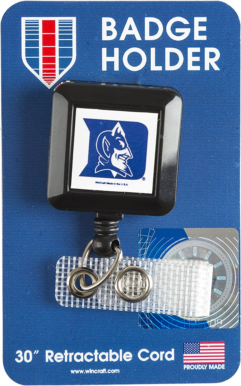 WinCraft NCAA Retractable Badge Holder