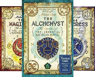 The Secrets of the Immortal Nicholas Flamel by Michael Scott