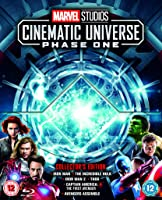 Marvel Studios Collector's Edition Box Set Phase 1 - 6-Film Collection + Collectible Art Cards and Poster [Blu-ray]...