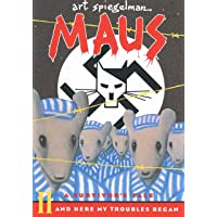 Maus II: A Survivor's Tale: And Here My Troubles Began (Pantheon Graphic Novels) by Art Spiegelman(1992-09-01): 002