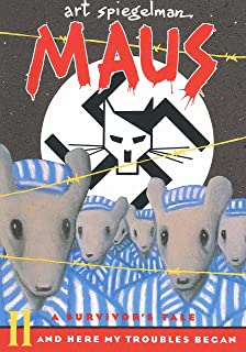 Amazon metamaus a look inside a modern classic maus book maus ii a survivors tale and here my troubles began pantheon graphic library fandeluxe Choice Image