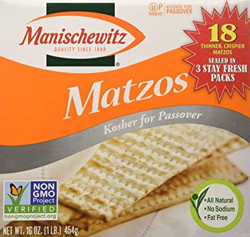 Image result for kosher for passover label on matzah